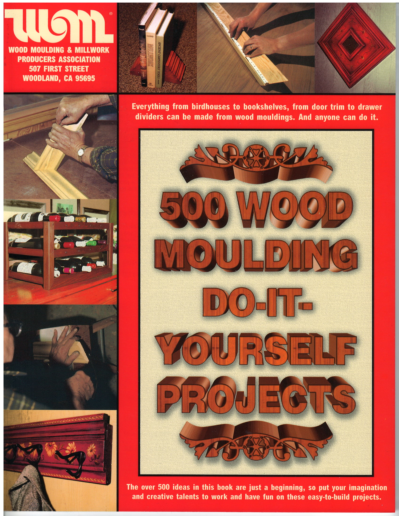 500 wood moulding do it yourself projects mmpa 500 wood moulding do it yourself projects solutioingenieria Choice Image